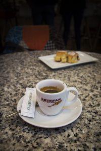 cafe Artepan Zaragoza